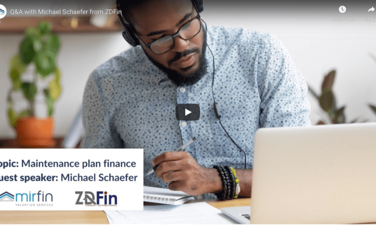 , VIDEO: Q&A WITH MIRFIN AND ZDFIN'S MICHAEL SCHAEFER, ZDFin (Pty) Ltd